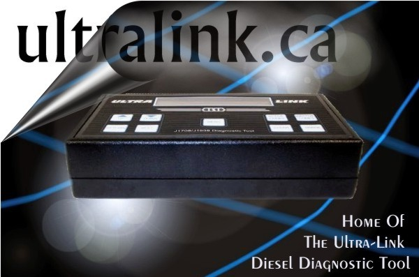 Home of the Ultra-Link heavy-duty, universal diesel engine Diagnostic Tool.